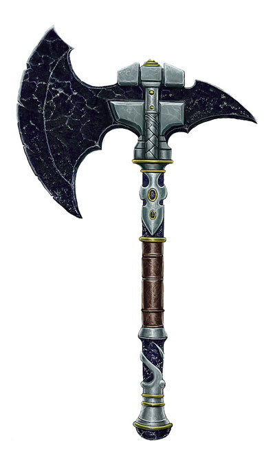 Axe of Ancestral Virtue