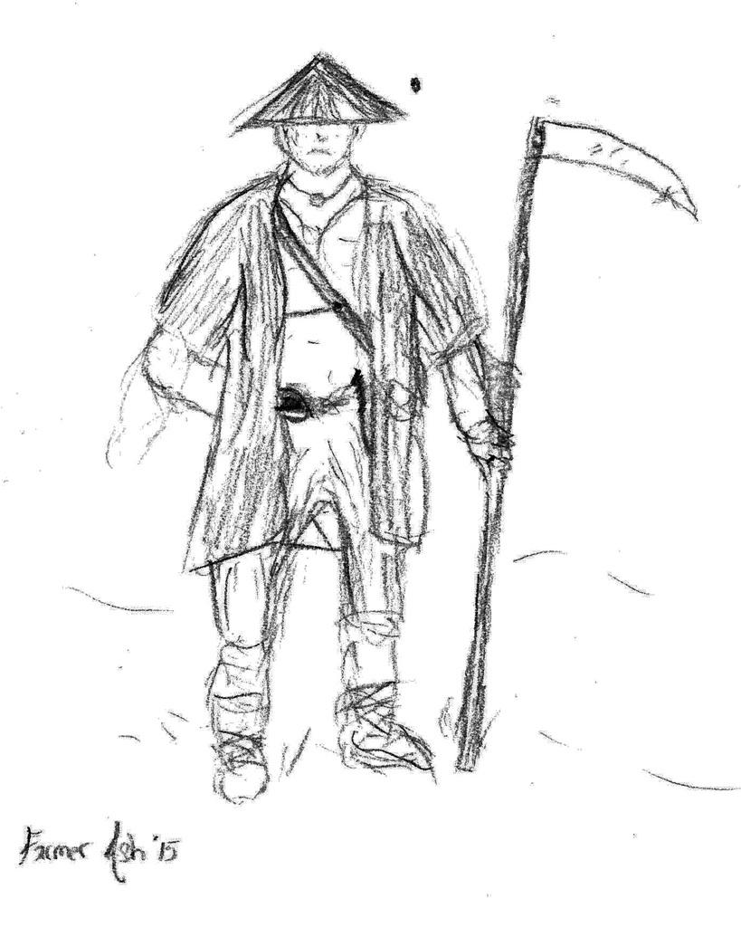 Farmer Ash