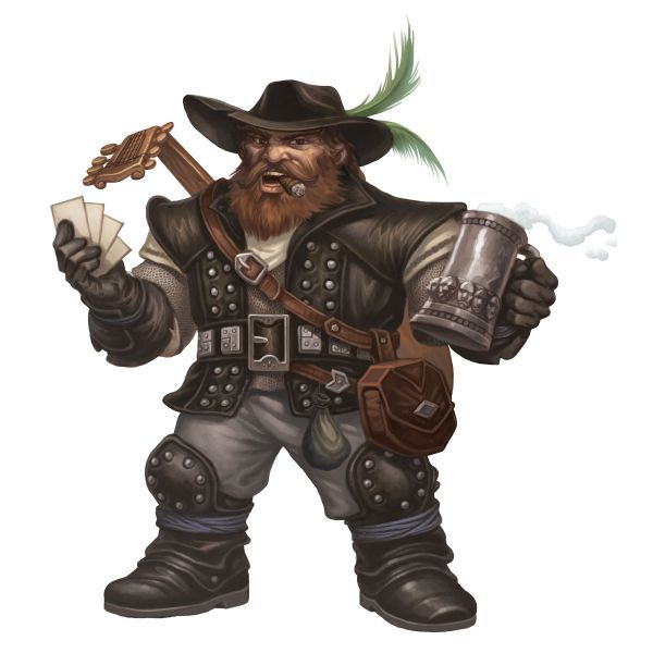 Gundren Rockseeker Character in The Forgotten Realms | World