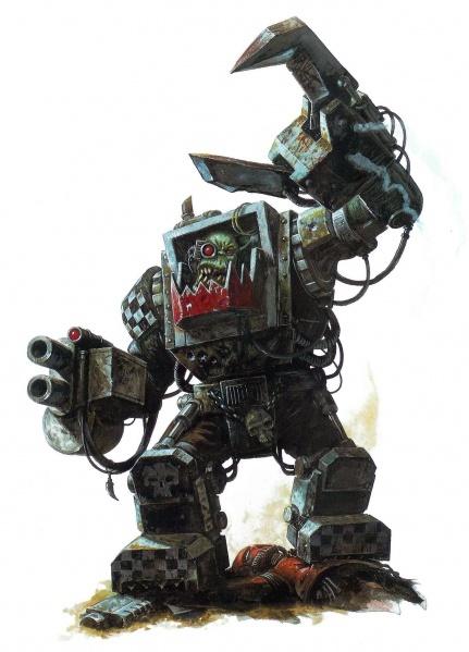 Da MegaMekNobs Mega Armour