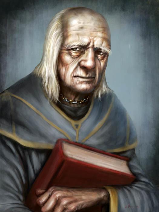 Maester Gordon