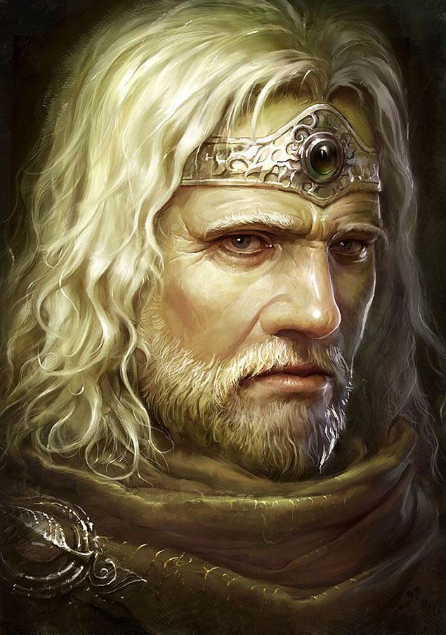 Faerie-king Ysgaran the Elder