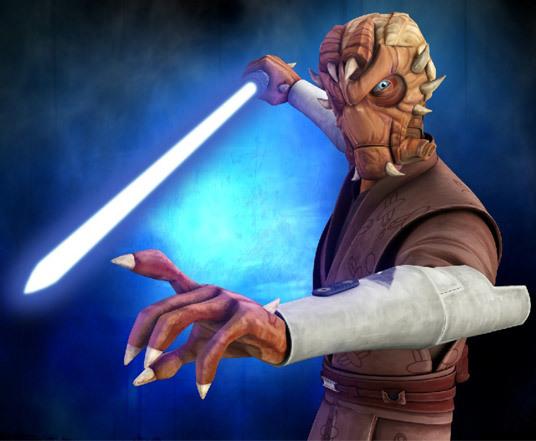 Jedi Master Pho