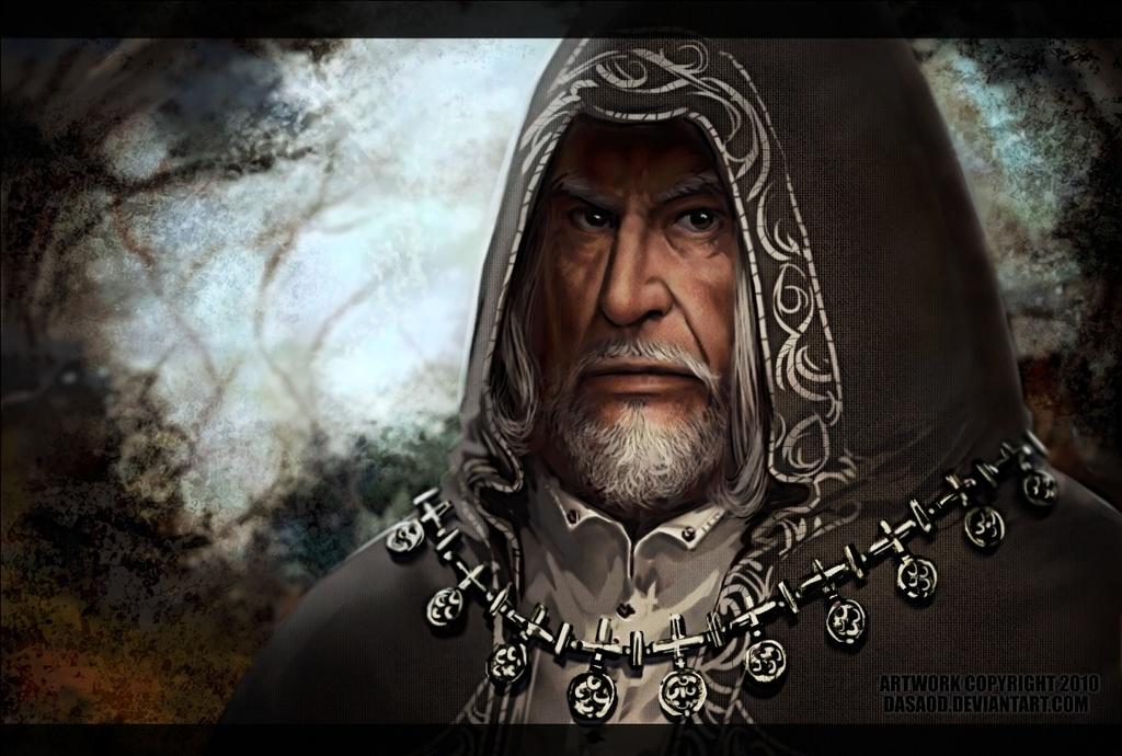 Ja'rah, the Keeper of Accounts