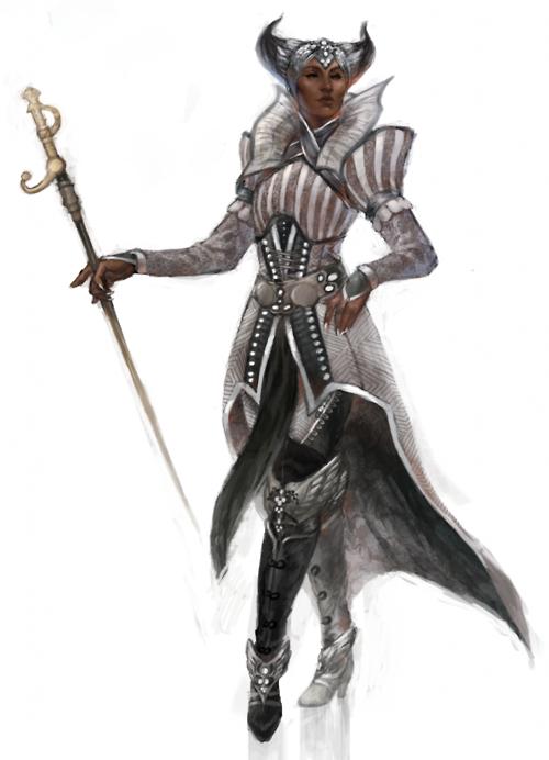 Queen Lyandra