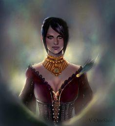 Queen Gwendolyn