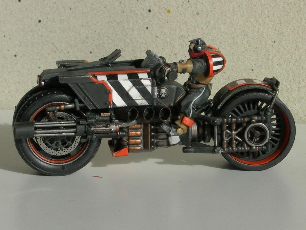 Scout Bike