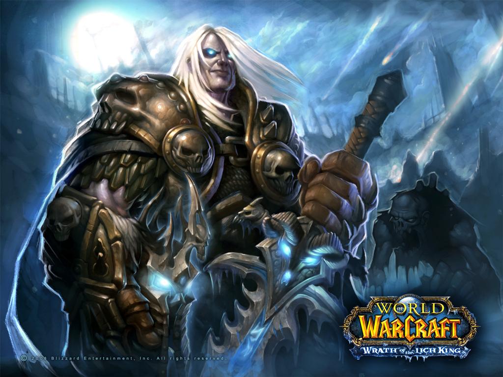 The Lich King, Arthas Menethil