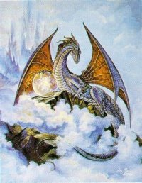The Birth of Bahamut and Tiamat