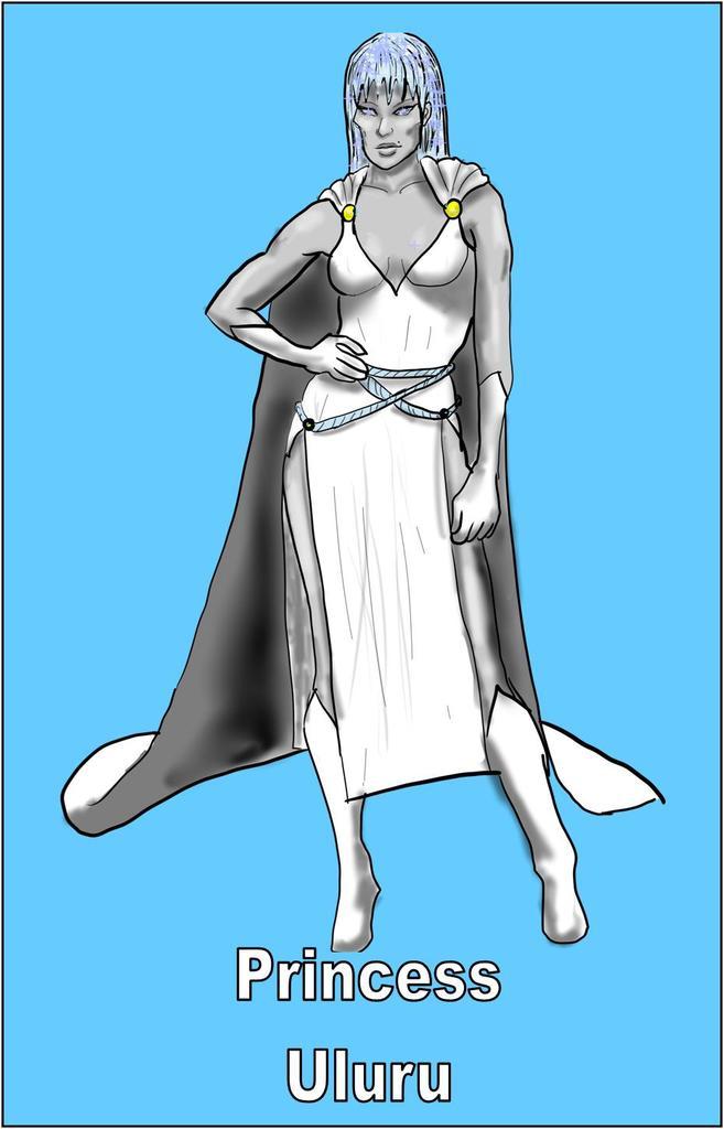 Princess Uluru