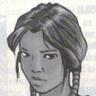 """Cataline Jones """"Cheyenne"""""""