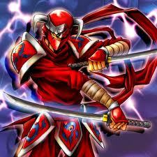 Crimson Katana