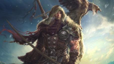 Brynjolf 'Wolfstrider' Thrainson