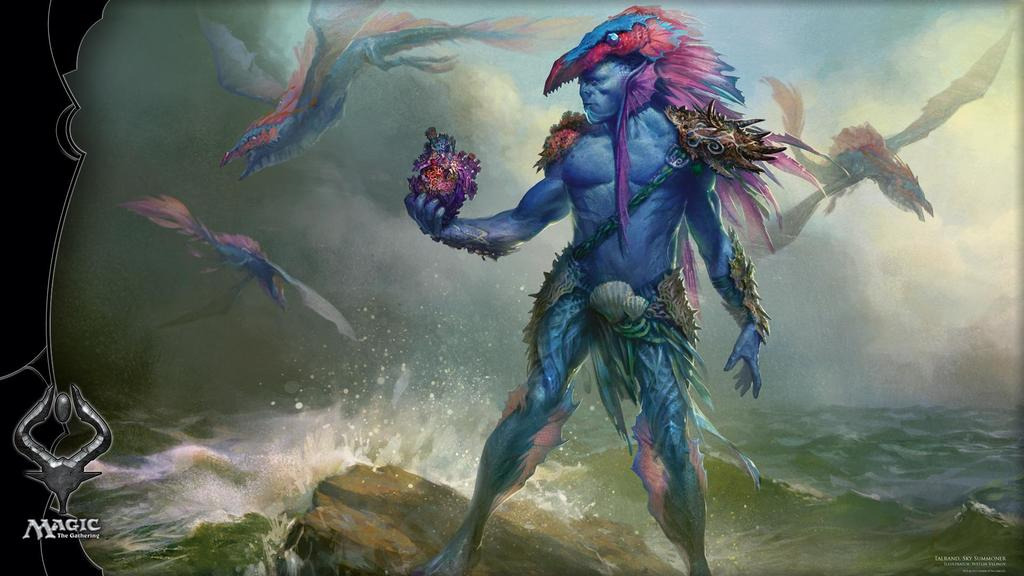 Merfolk Cleric