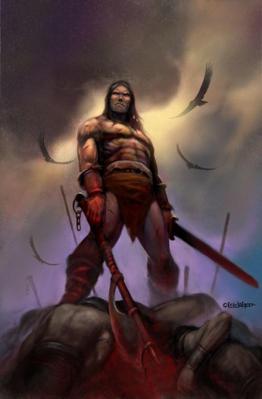 Kroll the barbarian