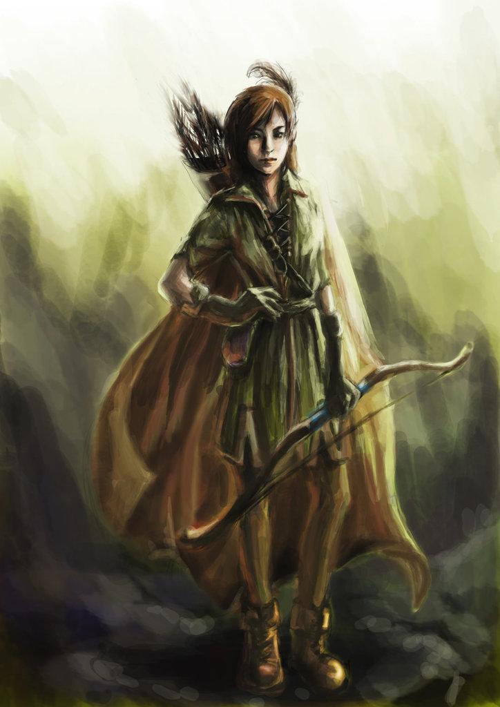 Aeval, the Huntress