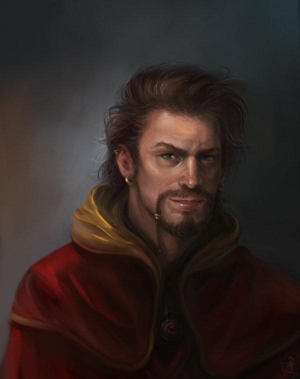 Rodrigo de Flambeau