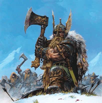 Angrim Oakbeard