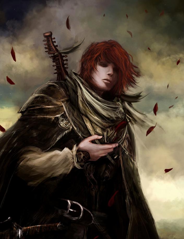 Kvothe, son of Arliden