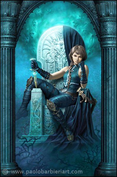 Lady Alimorel Pegason