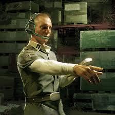 Agent Preston Scant