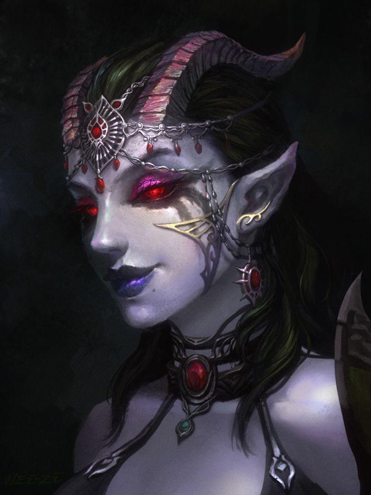 Lady Felicia Moonfire