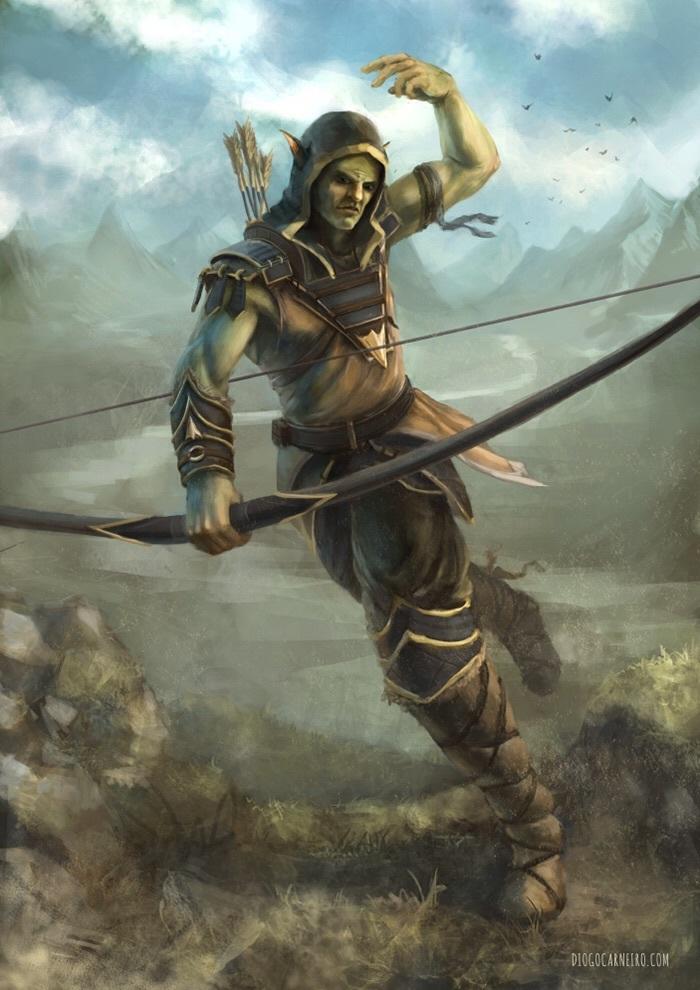 Quick Archer (Ganra Mortwog)