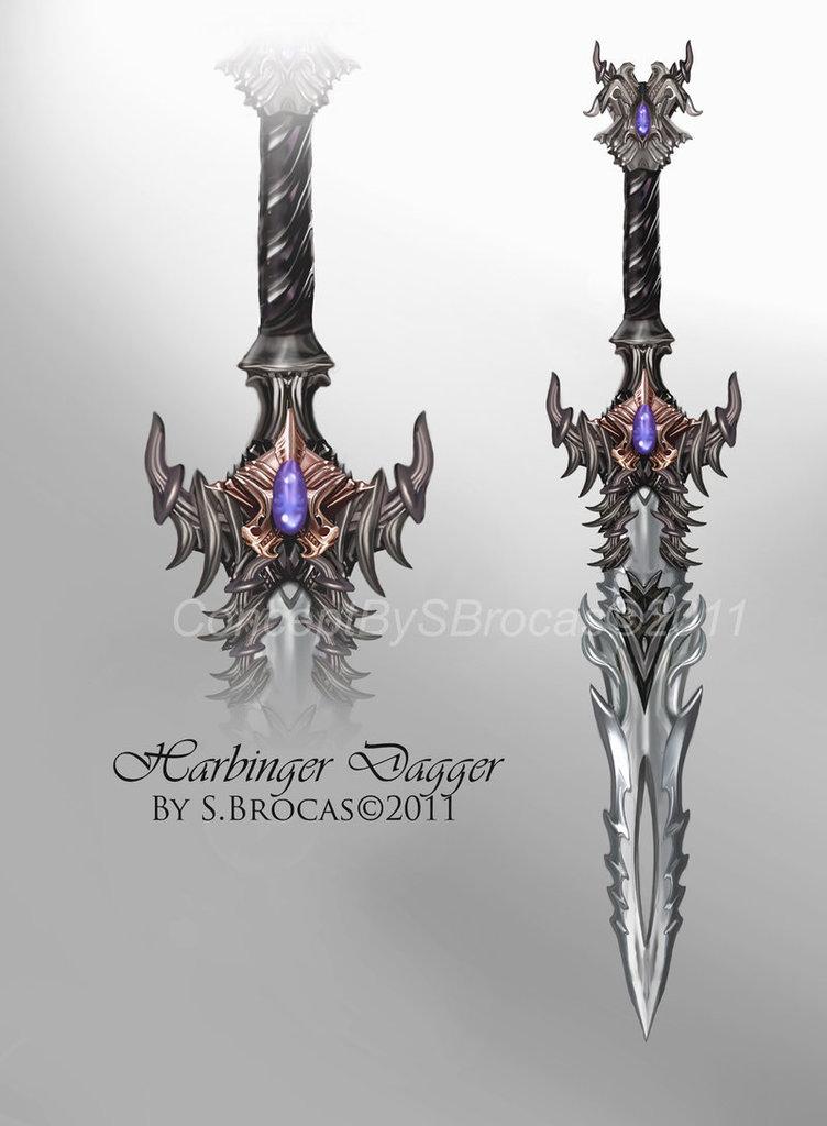Harbinger dagger