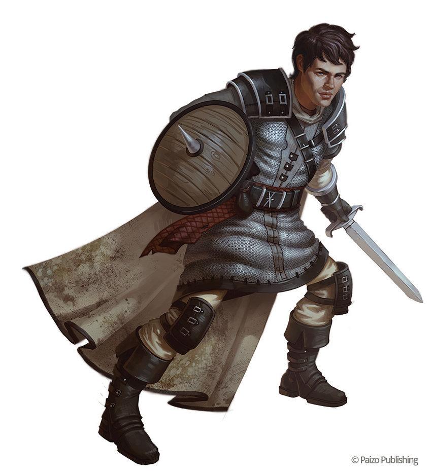 Squire Caled Rodann