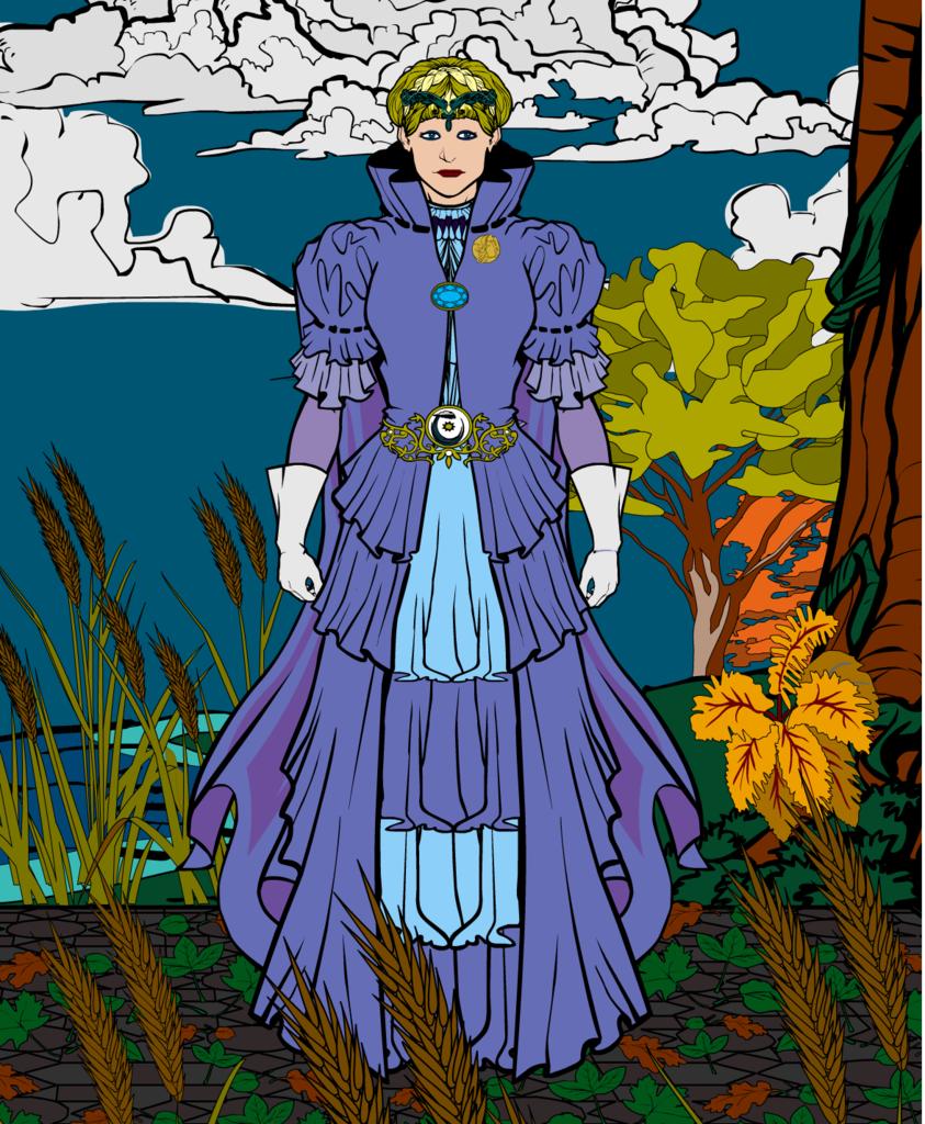 Lady Lauren Devillars