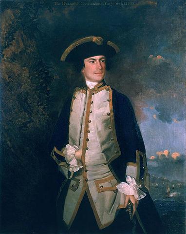 Commodore John Fleming