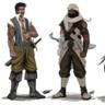 Jaremy, Ala-Boh, Liam, Tibi, old man Harley (left to right)