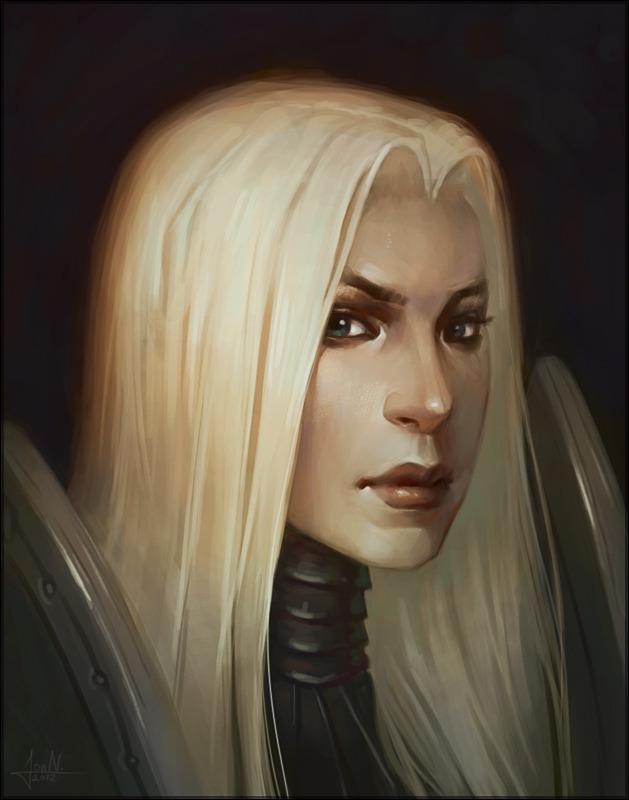Lady Ysbet Koryull