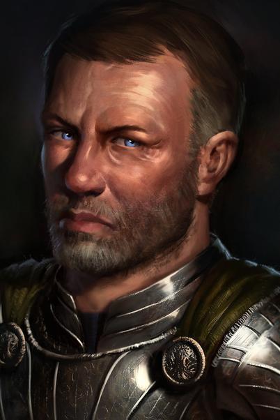 Chevalier Alain de Vassi-Darra