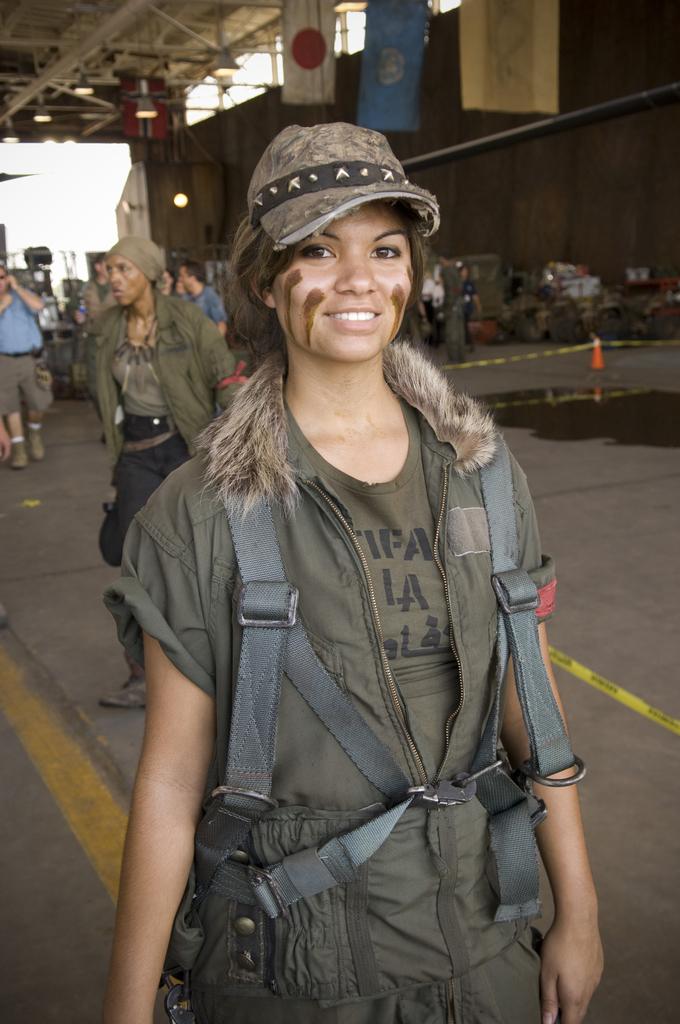 Lt JG Yineth Trujillo