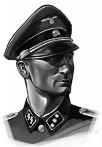 Maj. Hans Klingler