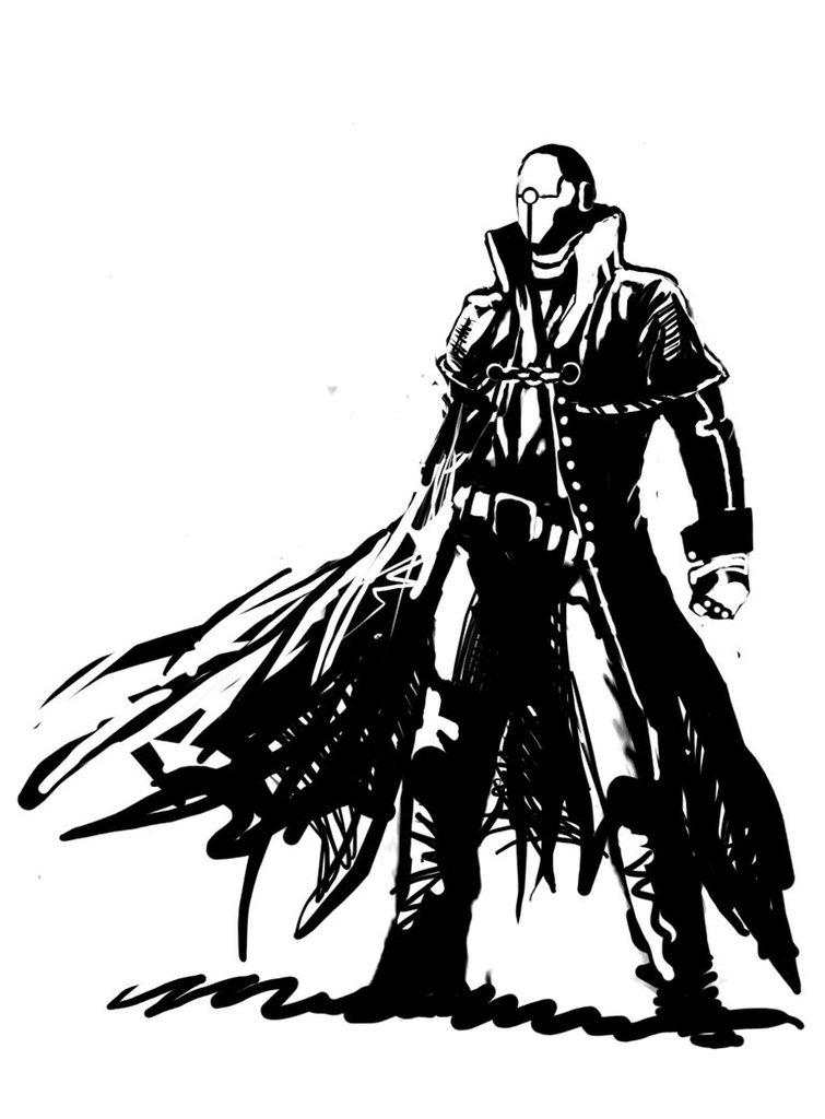 Sacha Felir (Le mercenaire)