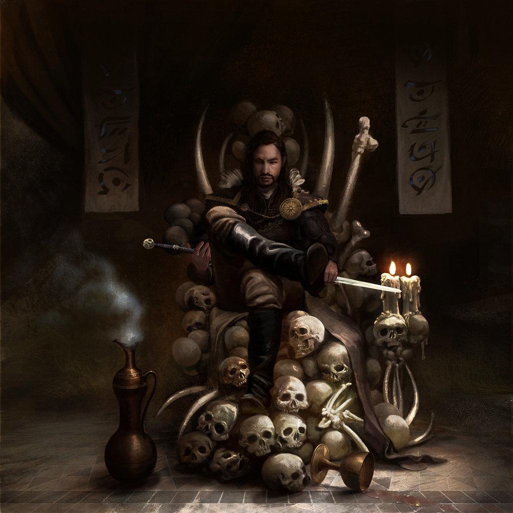 King Caelun Herrick