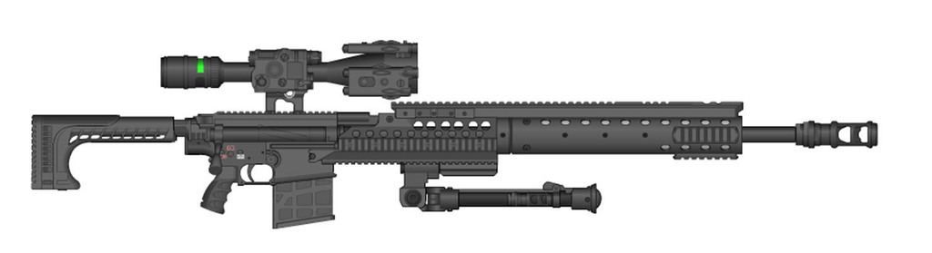 Absolution Pattern Mark VI Sniper Rifle