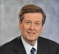 Supporting: John Tory