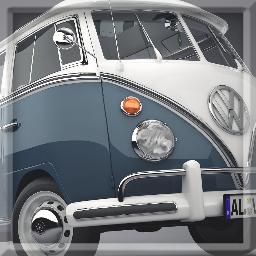 VW Bus, Samba Model