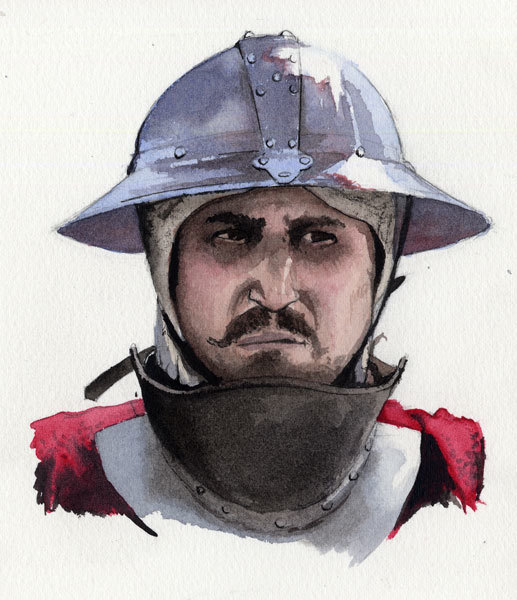 Antonio, sargento de Puebla de Castro