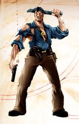 Buck Savage
