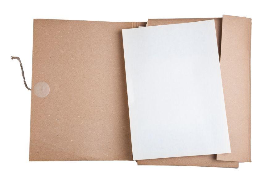 "Manila Folder: ""Creation Technique"""