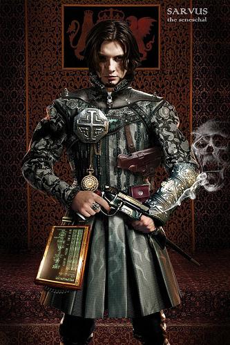Lucius Farraday