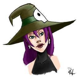 Miranda the Black Witch