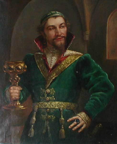 Lartel Serrett of Silverhill