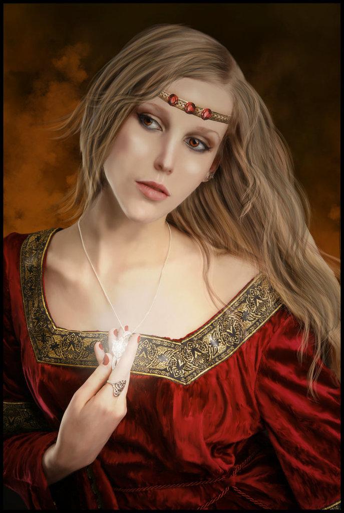 Cassara Grail (Lady Grail)