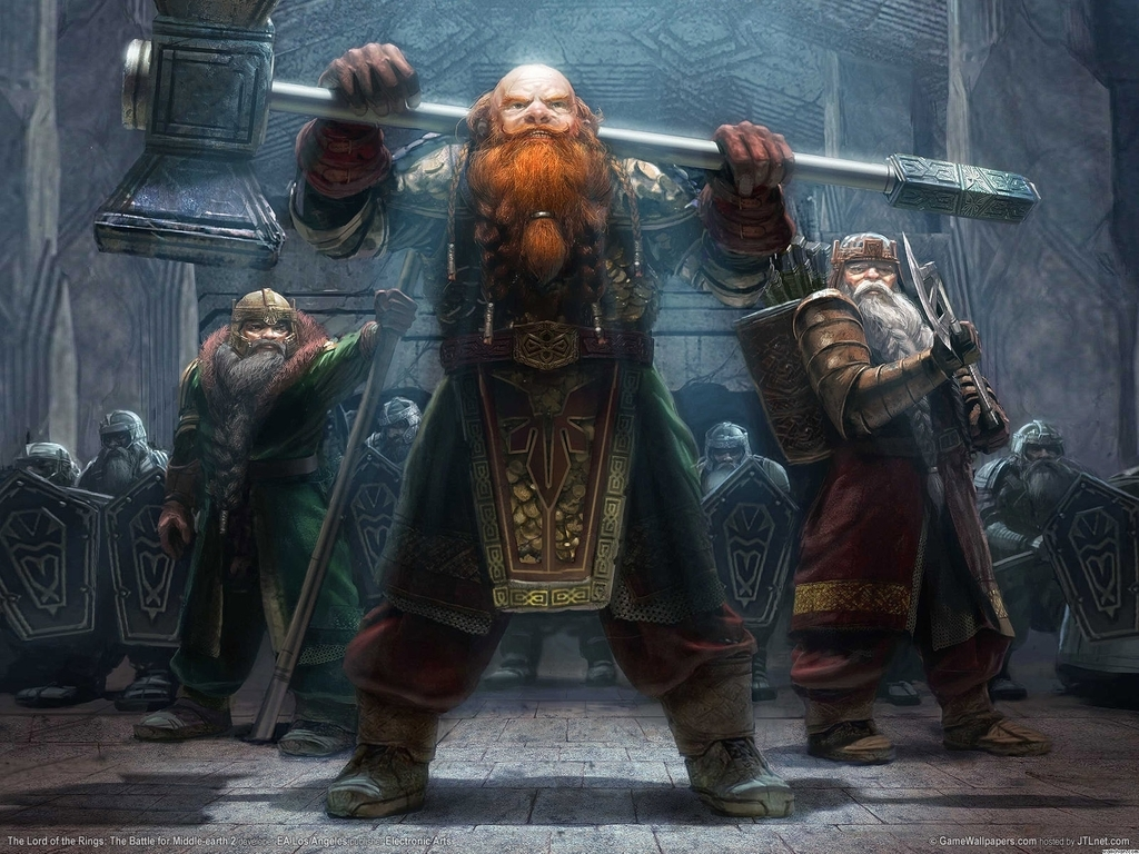Kurgan Redbeard