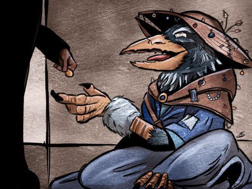 """Captain KaKarKat """"Gull Brain"""" Rocksgut"""